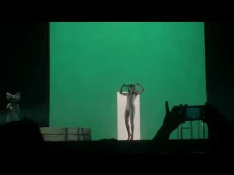 "Sia ""Chandelier"" LIVE 10-15-16 @ The Palace Of Auburn Hills MI Nostalgic For The Present Tour"