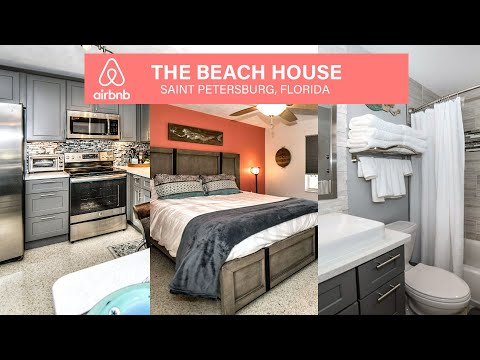 AirBNB BEACH HOUSE RENTAL: Luxury Beach House Rental In Florida - AirBNB Superhost & ⭐⭐⭐⭐⭐ Rating!!!