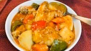 SPRITE CHICKEN AFRITADA  recipe