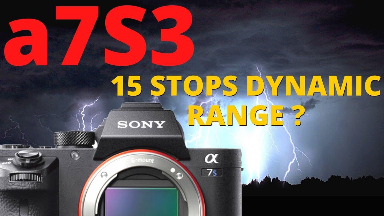 Sony Stuns 15 stops Dynamic Range. 4K 16 bit linear raw?