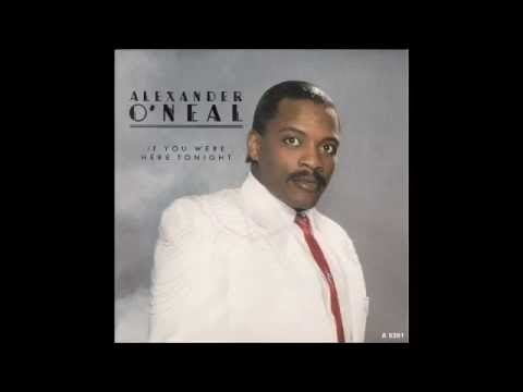 Alexander O'Neal - If You Were Here Tonight (TD Ext Remix)
