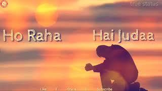 Kabhi Alvida Na Kehna WhatsApp status song_true status