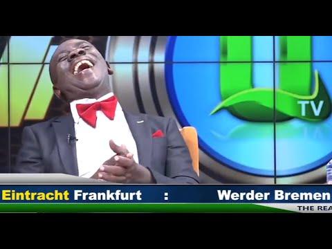 Il NUOVO video del giornalista africano che legge i risultati di Serie A + Premier League +.........