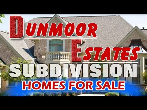 Dunmoor Estates House For Sale Near Walkers Grove Elementary School
