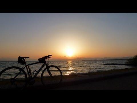 琵琶湖一周自転車の旅 ( `・ω・´)ノ