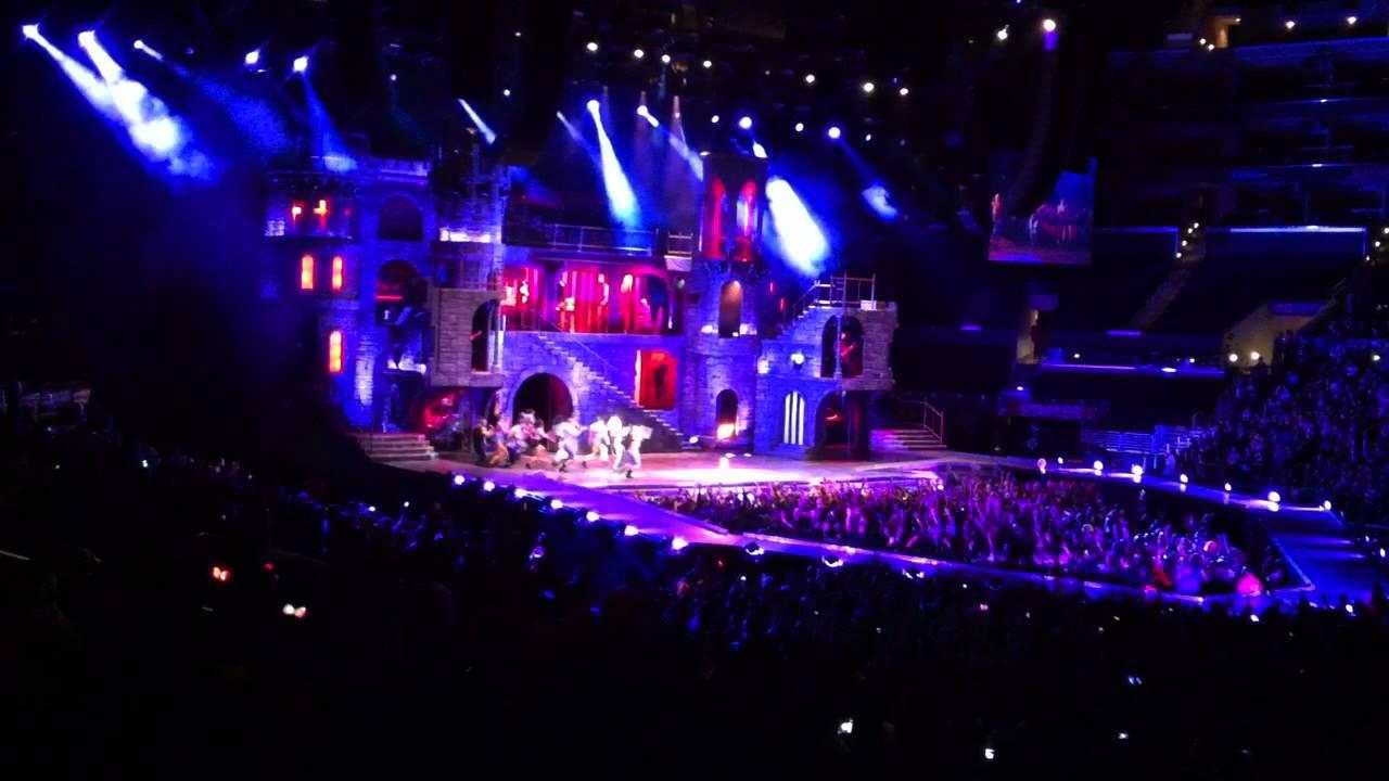 Hair Lady Gaga Staples Center 1 21 13 Youtube