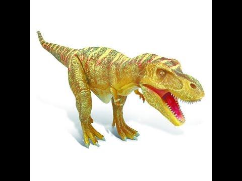Dinosaurios Juguetes dibujos animados para los niños