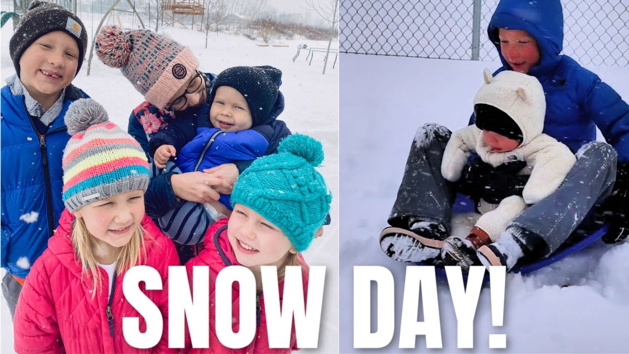 Snow Days: Is School Canceled More Often Now?
