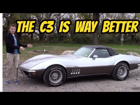 Here's Why the 1969 Corvette is Better than the New Stingray