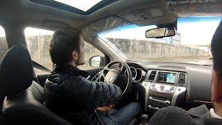 Тестовая поездка на Nissan Murano Ниссан Мурано