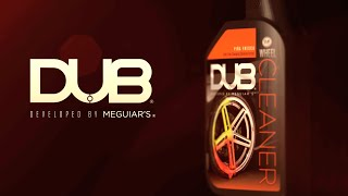 DUB Developed By Meguiar