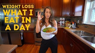What I Eat For Weight Loss In a Day