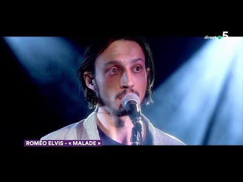 Youtube: Le live: Roméo Elvis«Malade» – C à Vous – 06/05/2019