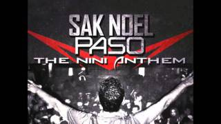 Sak Noel - Paso (The Nini Anthem) Paul Vallata Remix