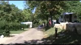 Les Vignes - Camping à Arbois