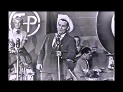 Tommy Duncan sings Jimmie Rodgers Gambling Polka Dot Blues & Miss. River Blues