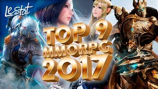 TOP 9 MMORPG 2017 MAIS AGUARDADOS NO OCIDENTE