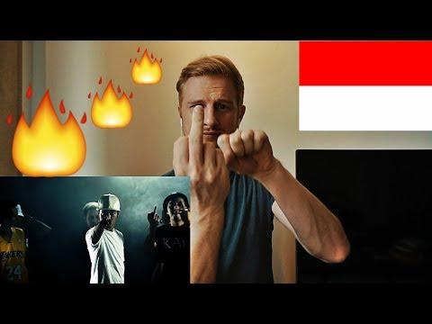 YOUNG LEX - GGS Ft.Skinny Indonesian 24, Reza Oktovian, Kemal Palevi, Dycal // REACTION