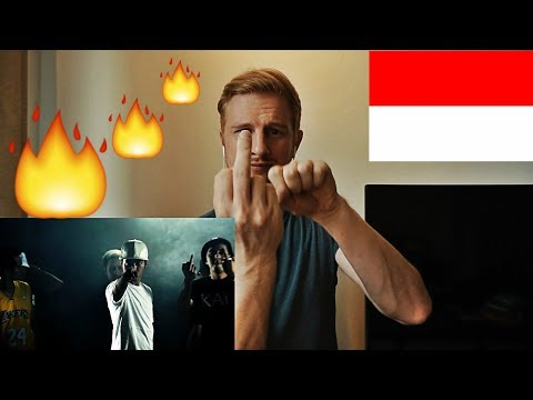 YOUNG LEX - GGS Ft.Skinny Indonesian 24, Reza Oktovian, Kemal Palevi, Dycal // REACTION