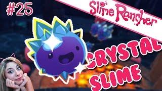 ENCONTRAMOS CRYSTAL SLIMES! | Slime Rancher #25