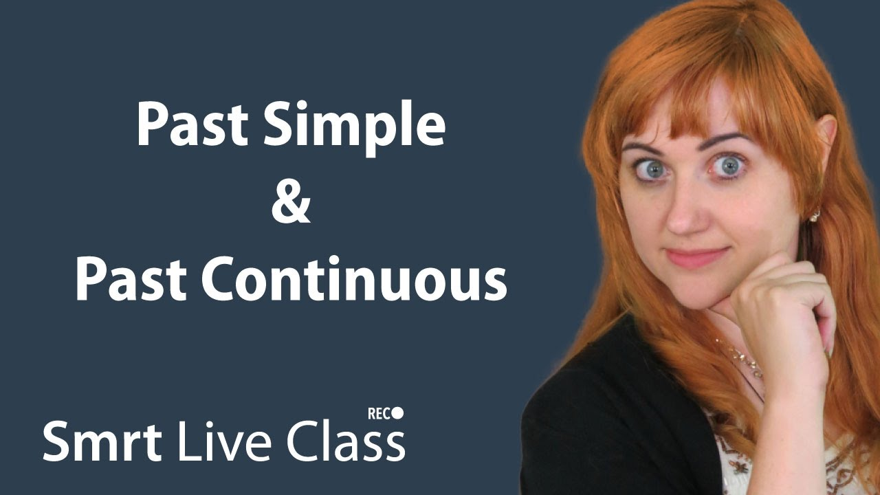 Past Simple & Past Continuous - Pre-Intermediate English with Nicole #21