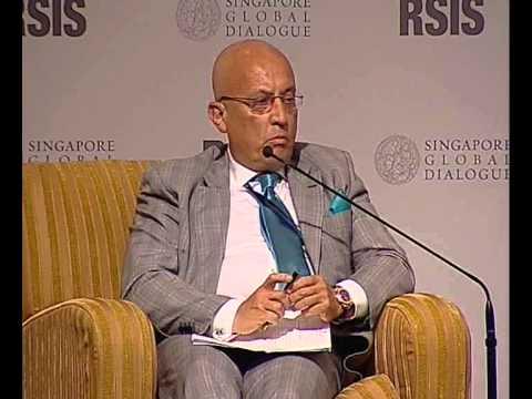 Singapore Global Dialogue 2011 - Panel 1 (Part 2)