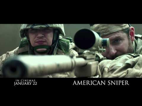 American Sniper (2015) Convoy Clip [HD]Kaynak: YouTube · Süre: 31 saniye