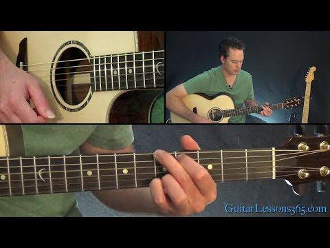 Big Empty Guitar Lesson (Acoustic) - Stone Temple Pilots