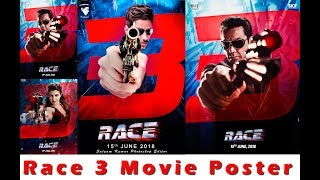 Race 3 movie poster Design  Photoshop tutorial VS PicArt Editing | bobby deol Salman Khan |
