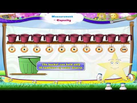 Learn Grade 2 - Maths - Measurement Capacity