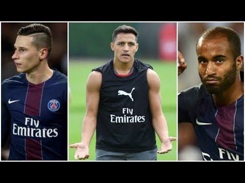 Should Arsenal Swap Alexis For Draxler or Moura Plus Cash? | AFTV Transfer Daily
