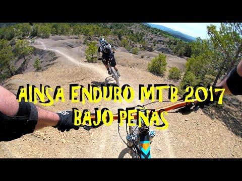 ainsa:-bajo-peñas,-ruta-enduro-mtbike