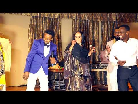 Awale Adan & Amina Afrik | -Taageero Makaa Helaa | - New Somali Music Video 2018 (Official Video)