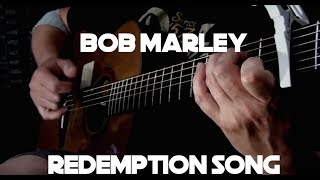 Bob Marley - Redemption Song - Fingerstyle Guitar