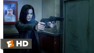 Underworld (1/8) Movie CLIP - Why Are They After You? (2003) HD