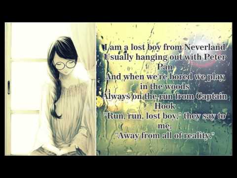 Lost Boy by Ruth B Lyrics