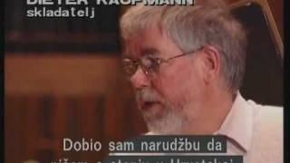 Dieter Kaufmann: Requiem in A, Music Biennale Zagreb, 1993