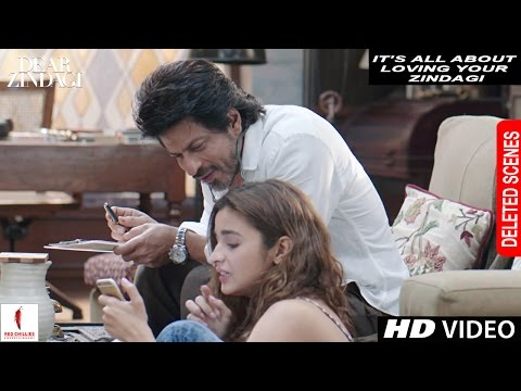It's All About Loving Your Zindagi - Kaira's Style | Deleted Scene | Alia Bhatt, Shah Rukh Khan