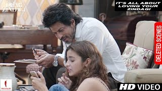 It's All About Loving Your Zindagi - Kaira's Style | Deleted Scene | Alia Bhatt, Shah Rukh Khan