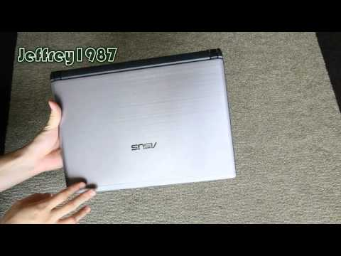 [UNBOXING] ASUS U32U Ultra Portable Notebook