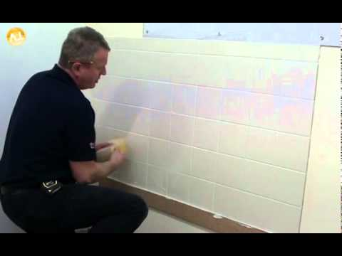 Tommy's Trade Secrets - How To Grout Tiles