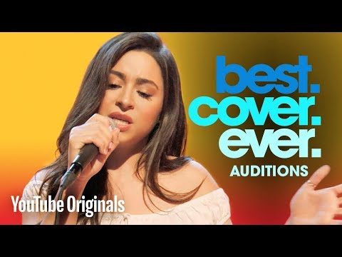 The Auditions: Talia Performs Her Version of