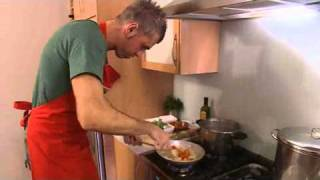 Crab, Cherry Tomatoes, Basil And Angel Hair Pasta - 2010 Recipe Series Featuring Adam Swanson