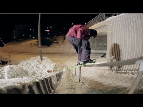 Partly Cloudy - Level 1 Productions - OFFICIAL TRAILER -SKI