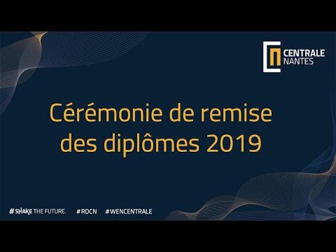 Replay Remise des diplômes 2019