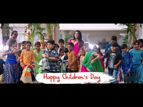 Childrens Day Special Video || Raagala 24 Gantallo || Satya Dev, Eesha Rebba || Sreenivaas Redde