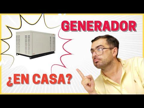 Cuanto cuesta un Generador Eléctrico PARA TU CASA? thumbnail