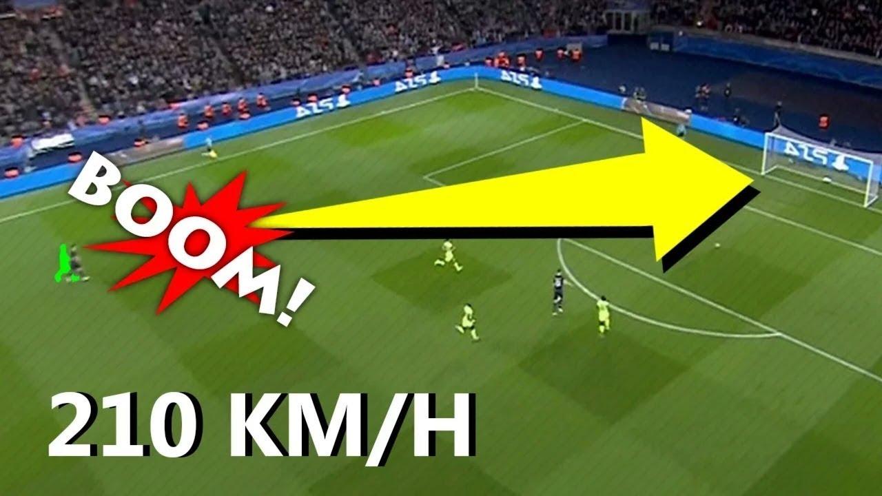 عندما يتم تهكير كرة القدم 🎭 أقوى تسديدات صاروخية 🚀💥 يمكنك مشاهدتها 😱