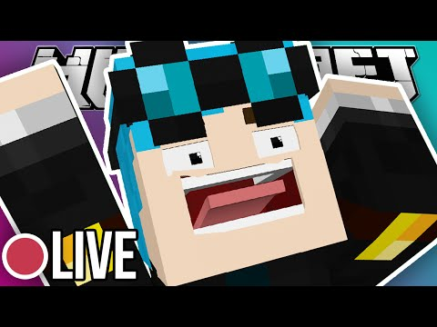 MINECRAFT LIVE #1!!!
