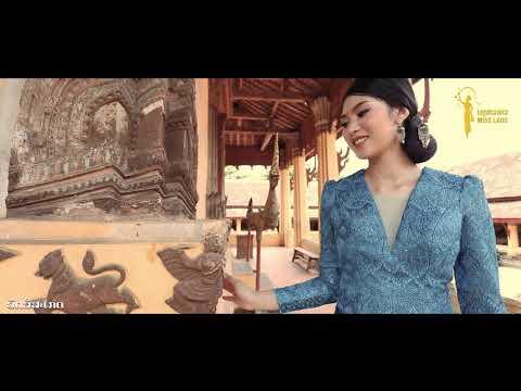 Miss Laos 2018-Temple